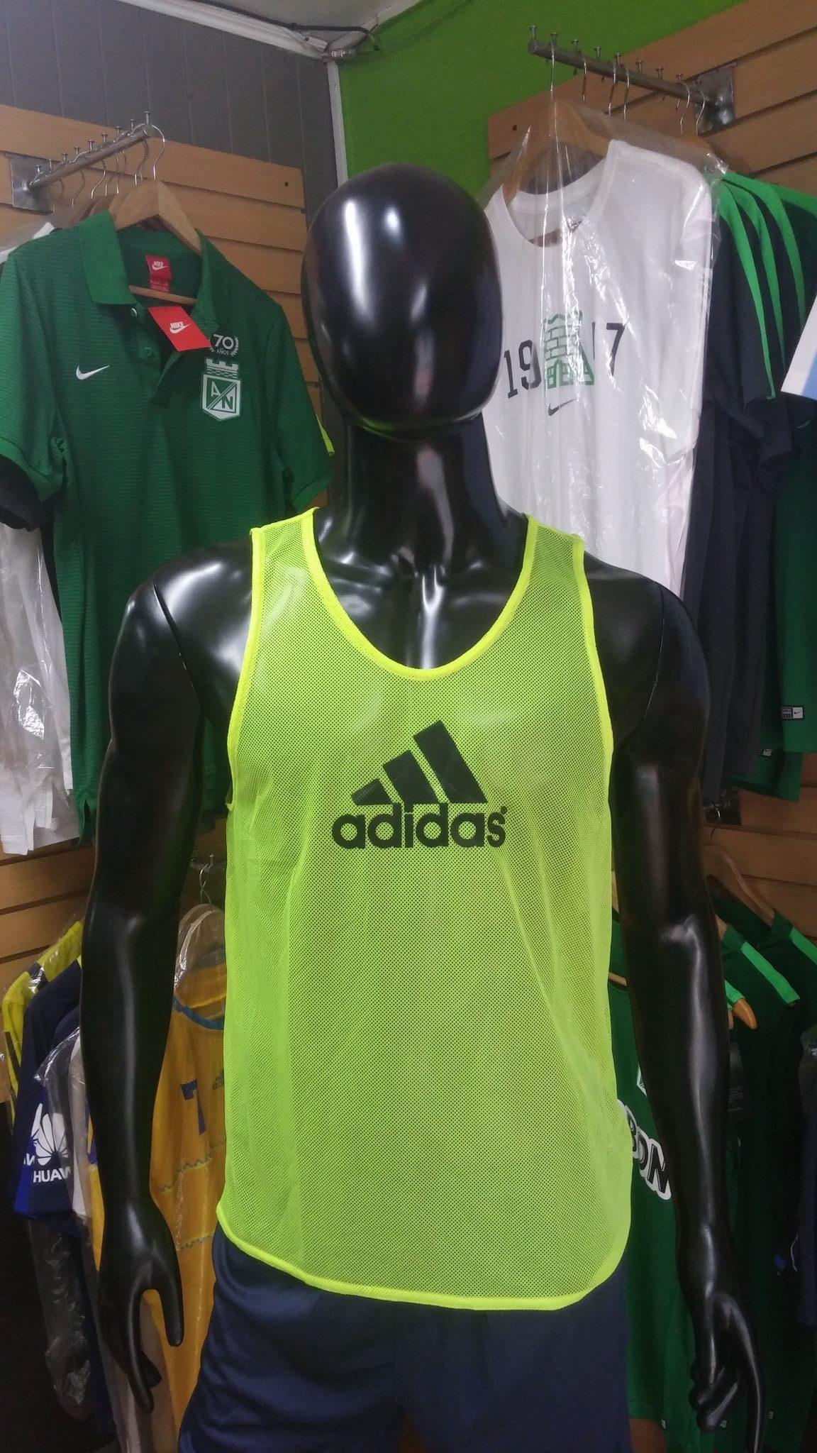 dabd9df03 Peto de entrenamiento Adidas - Fútbol de Primera