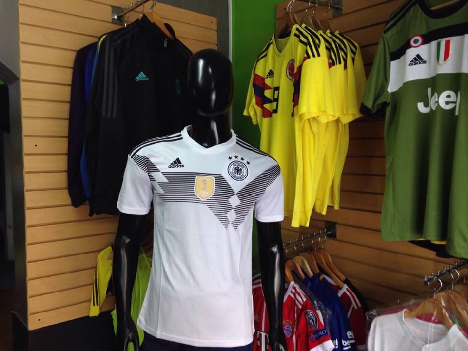 Camiseta Selección Alemania 2018 - Fútbol de Primera 06c551e1ce801