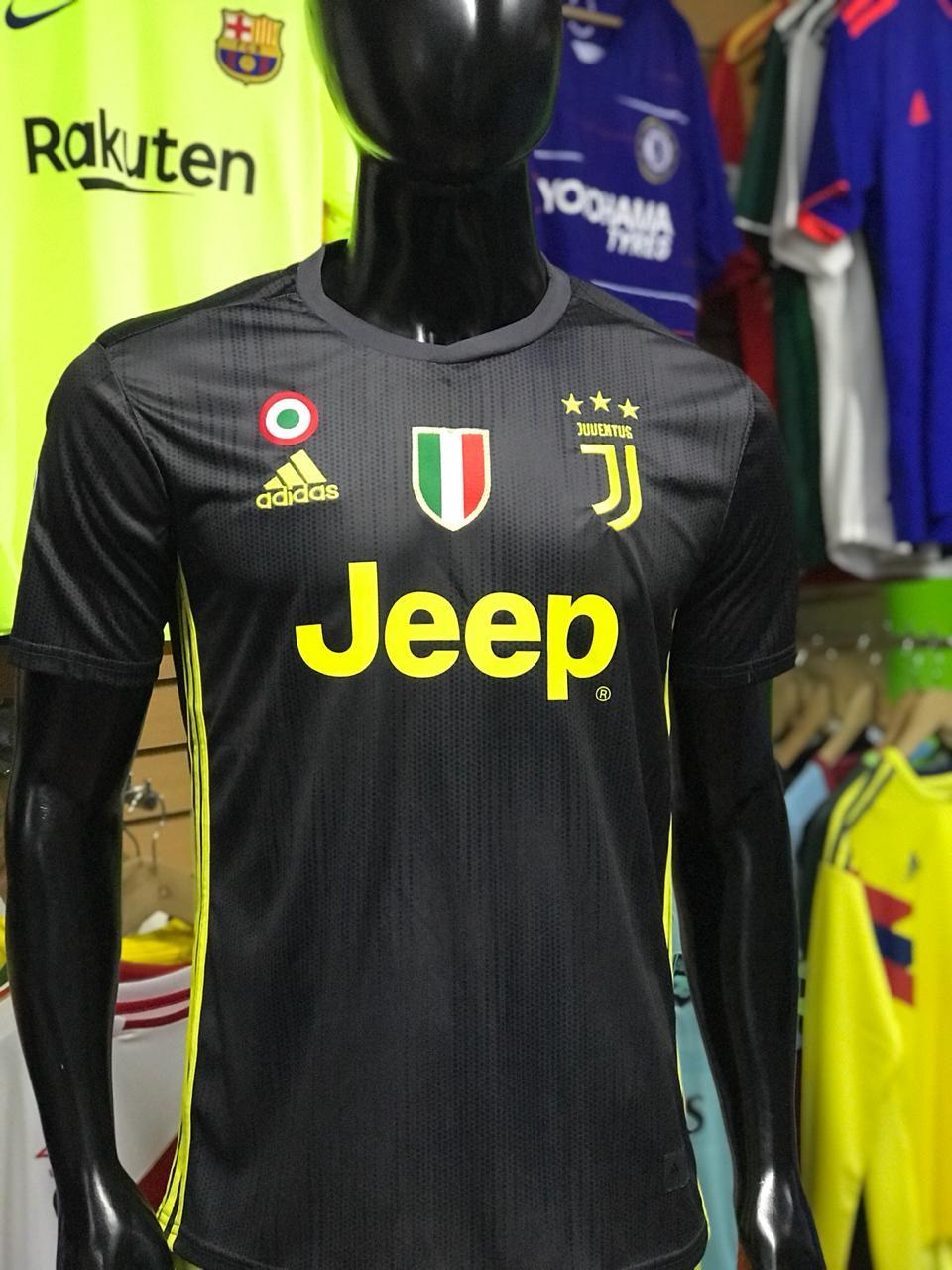 Camiseta Juventus Alternativa 2018-2019 - Fútbol de Primera b1394c2ed83be