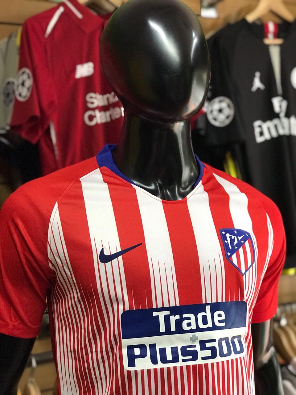 Camiseta Atlético Madrid 2018-2019 - Fútbol de Primera c133b2924da