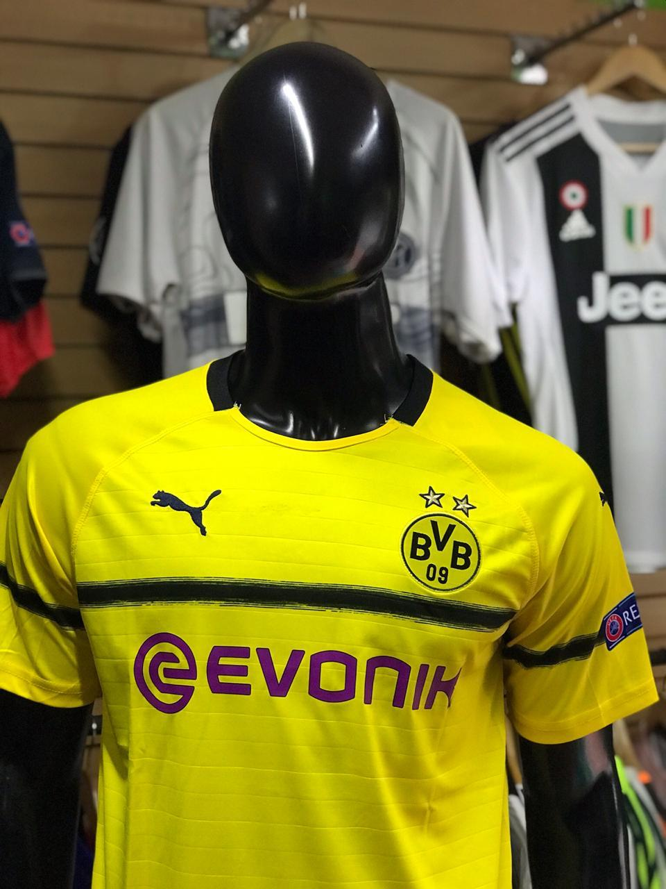add5851852e59 Camiseta Borussia Dortmund Champions 2018 - 2019 - Fútbol de Primera