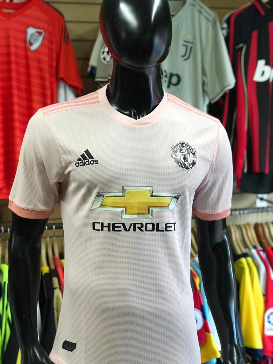 b03ab36b97a44 Camiseta Manchester United Alternativa Climachill 2018-2019 - Fútbol ...