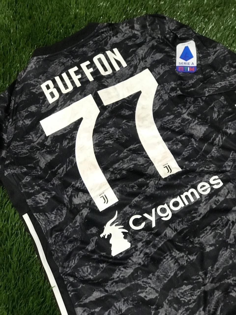 Camiseta Arquero Juventus 2019-2020 - Fútbol de Primera