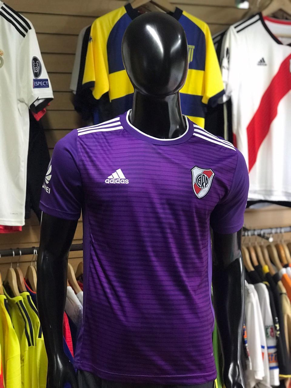 b00772cc2b9a9 Camiseta River Plate Alternativa 2018-2019 - Fútbol de Primera