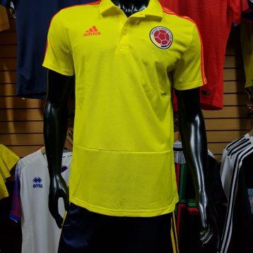 Camiseta Polo Colombia Presentación 2018 55f4b2d2cb22b